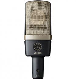 Микрофоны конденсаторные
