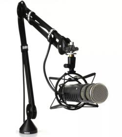 Стойки микрофонные