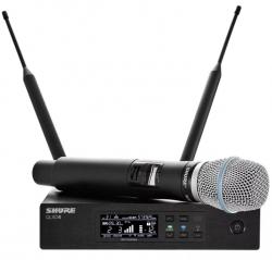 Радиосистемы вокальные