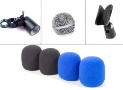Аксессуары для радиосистем и микрофонов