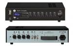 Show TA-3121 - трансляц. система 120 вт, 25/70/100в, 4Line/mic+2AUX, MP3 плеер