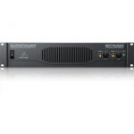 Behringer EP4000- усилитель мощности, 2х950 Вт/4 Ом,2х550 Вт/8 Ом, мост:2400 Вт/4 Ом, 1750 Вт/8 Ом
