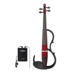 YAMAHA YSV104R - электроскрипка с пассивным питанием, 4 струны, красная