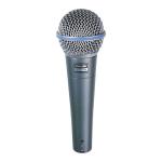 Shure BETA 58A - суперкардиоидный вокальный микрофон