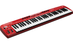 Behringer UMX610 -миди-клавиатура, 61 полноразм. клавиш,10 назначаем. элемент управления,USB, PC/Mac