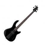 Dean E09 CBK - бас-гитара, серия Edge 09, 22 лада, менз. 34, H, 1V+1T, цвет черный