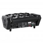 Involight TWINBEAM2410 - Две моторизованные LED панели, 8 шт. белых светодиодов по 10 Вт, DMX-512
