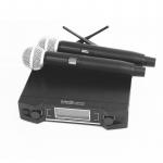 LAudio LS-P3-2M Двухканальная вокальная радиосистема, 2 ручных передатчика