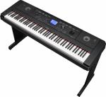 Yamaha DGX-660B - интерактивный синтезатор, 88кл. GHS,192 полиф., 554 тембра, 205 стилей, БП, чёрный